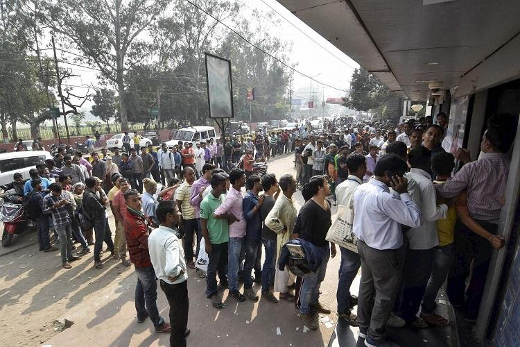 Senior citizen dies while queued up outside Andhra Bank in Secunderabad