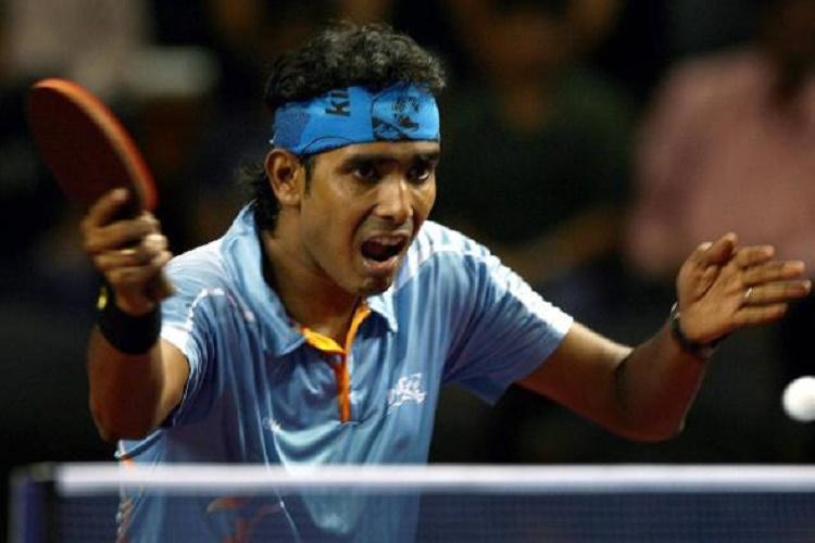 Indias Olympic Hope Bouncing back from injury Chennais Sharath Kamal is all set for Rio