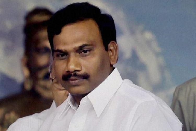 To save Congress from embarrassment DMK asks A Raja to shelve tell-all book on 2G scam