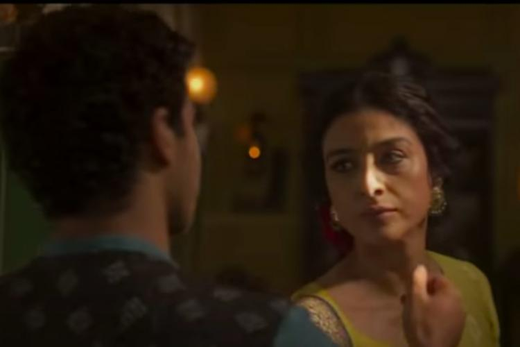 Ishaan Khatter, Tabu will be seen romancing each other