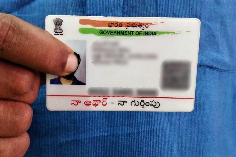 UIDAI asks Hyderabad man to prove citizenship alleges his Aadhaar could be fake