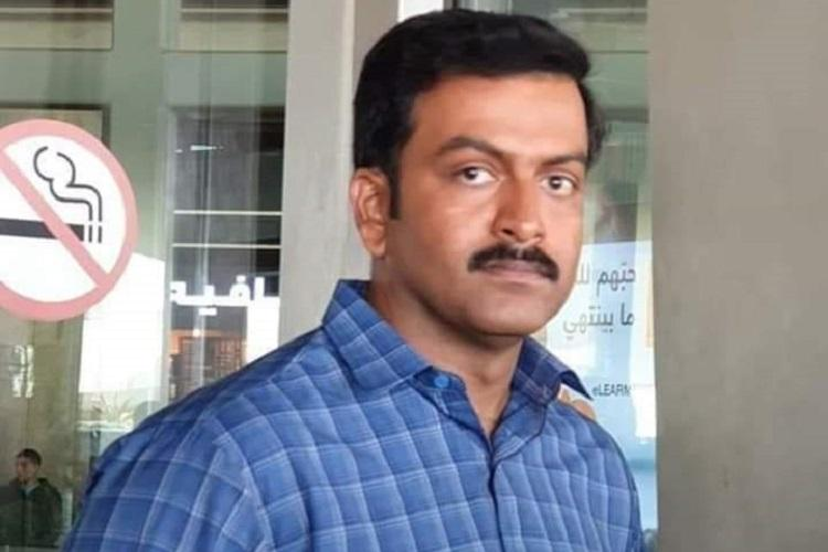 Whats up with Prithvirajs Aadujeevitham