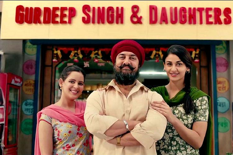 Silent daughters proud papa Why the new Aamir Khan ad on gender equality doesnt impress