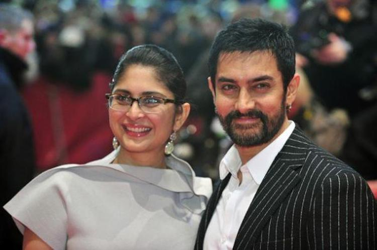 Aamir wife Kiran down with swine flu