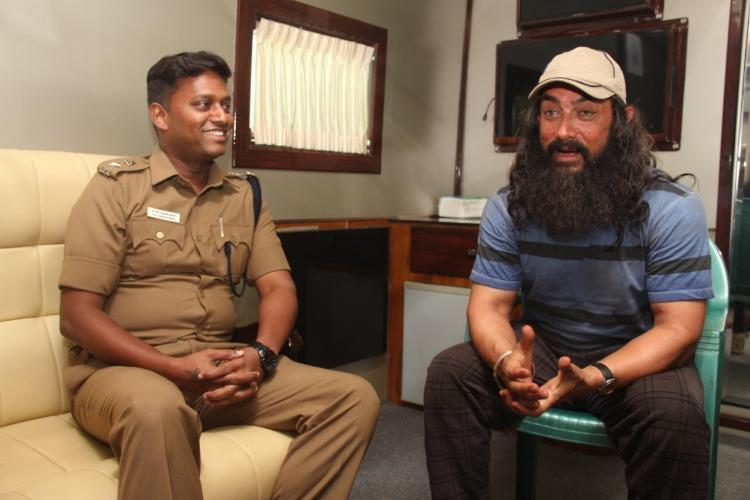 Say no to drugs Bollywood actor Aamir Khan advises youth in TNs Ramnad district