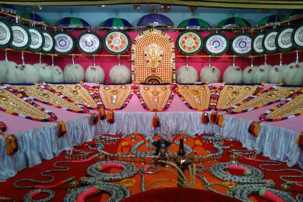 From ornamental fans to ornate umbrellas meet the men behind Thrissur Pooram
