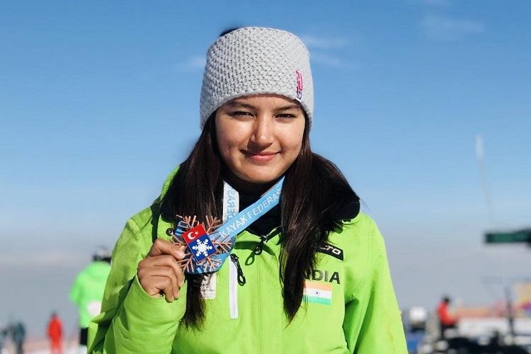 Aanchal Thakur: Accolades For India's First Skiing Medallist