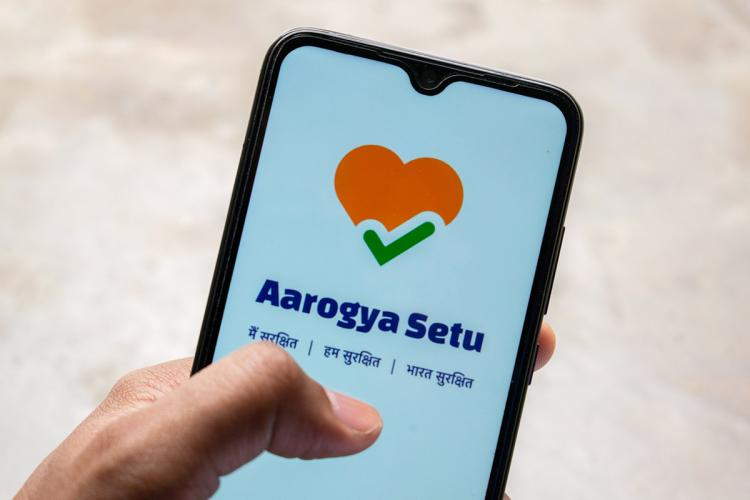 Govt has made made the aarogya setu app open source