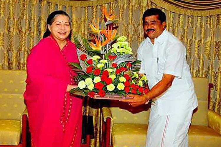 AIADMKs Jimmiki Kammal fame MLA recounts how dance gave him his ticket to politics