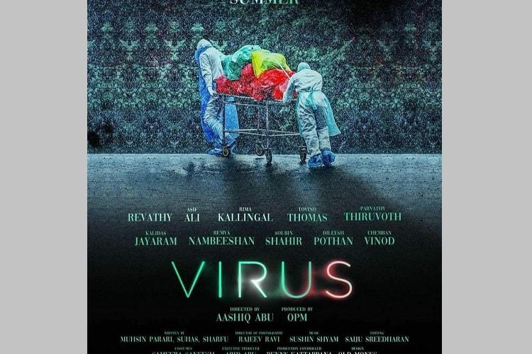 Virus shoot wrapped up film to go into post-production