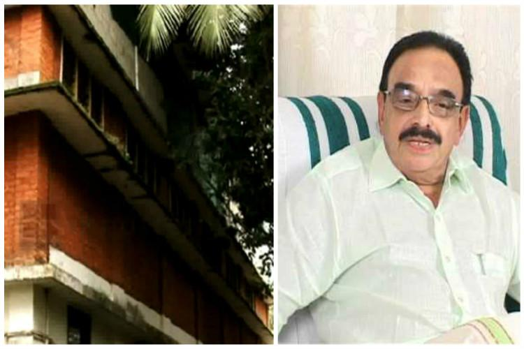 Were windows of Kerala school boarded up for facing ex-minister Abdu Rabbs house