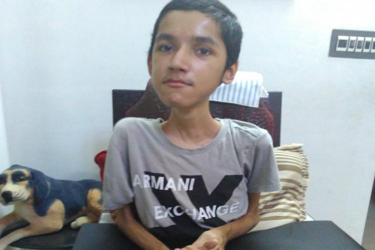 Why a 15-year old with a rare disease wants PM Modis help to sell his house