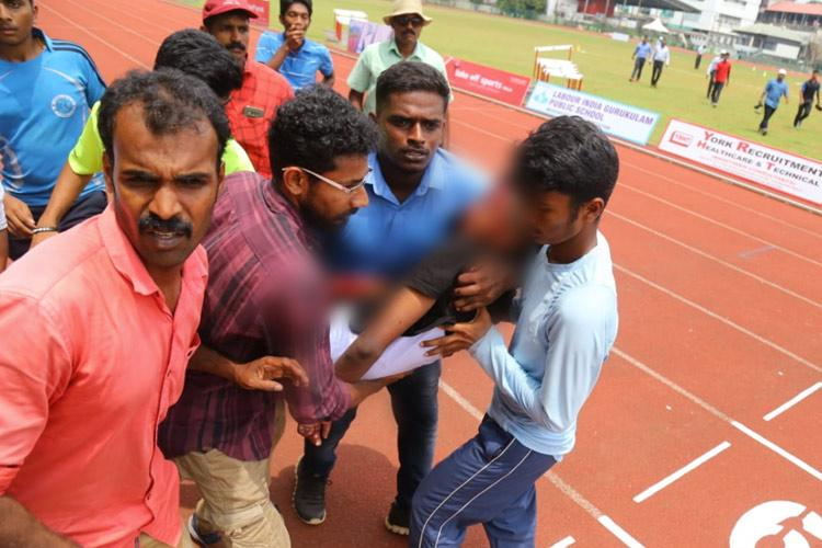 3 sports teachers arrested after Kerala student dies in hammer throw