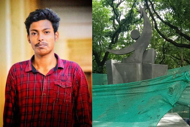 Why a memorial for slain SFI member Abhimanyu is stirring controversy in Kerala