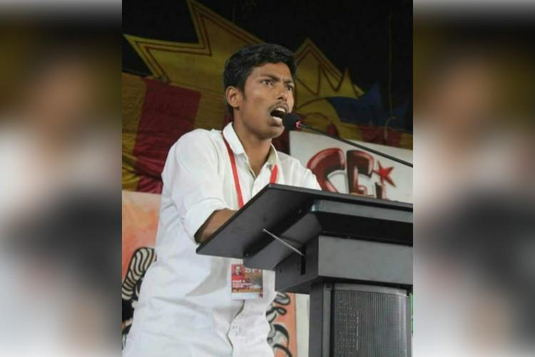 Abhimanyu murder SFI calls for all colleges in Kerala to shutdown for a day