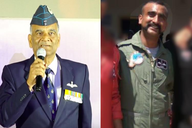Like father like son Wing Commander Abhinandans father served as MiG-21 pilot too
