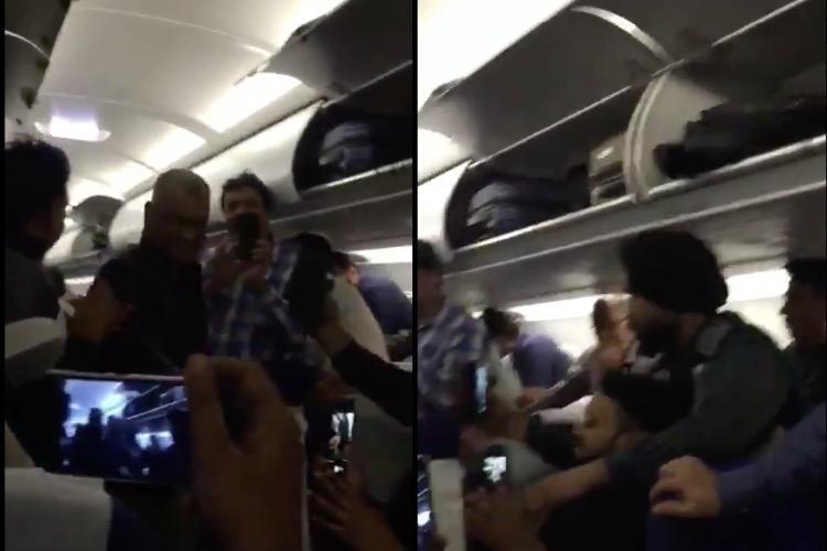 Watch IAF pilot Abhinandans parents get standing ovation on Chennai-Delhi flight