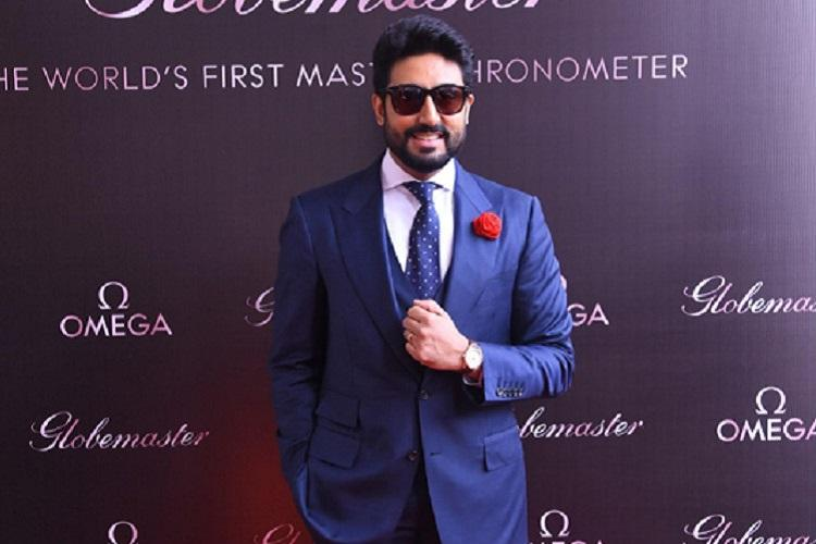 Looking back a waste of time Abhishek Bachchan