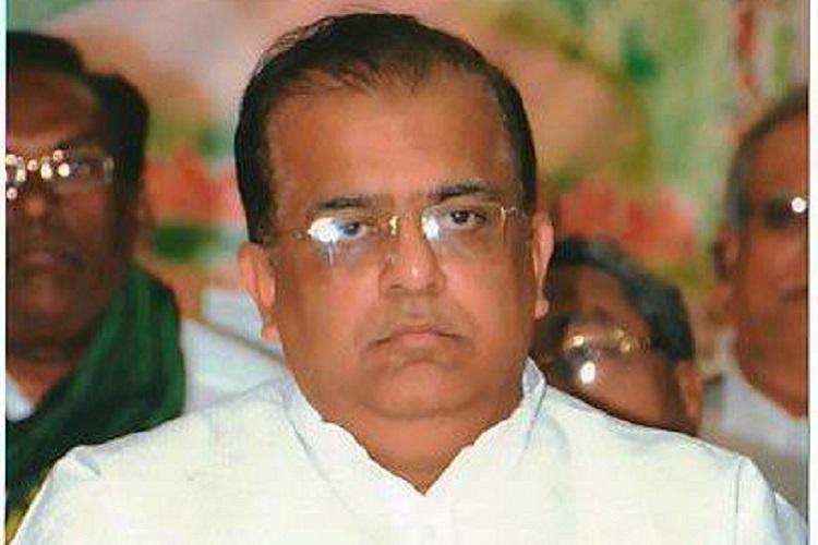Blow to Telangana Congress Senior leader Abid Rasool Khan resigns to join TRS