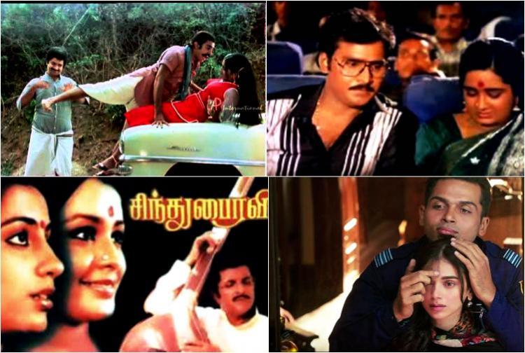 From Sakalakala Vallavan to Kaatru Veliyidai Tracing Kollywoods portrayal of abusive love