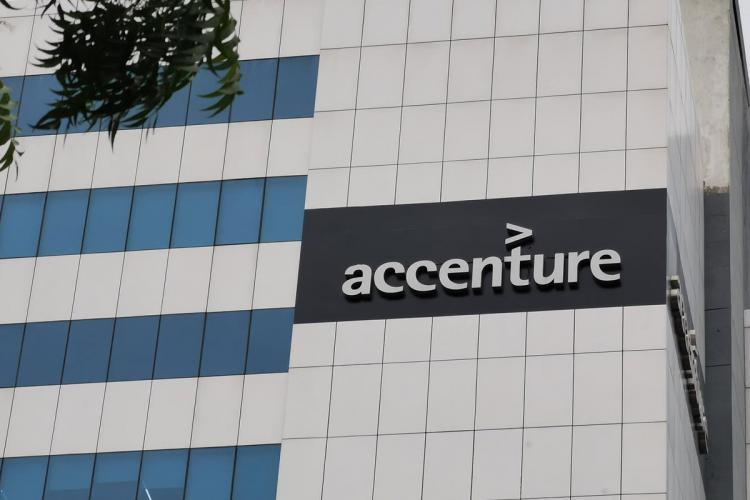 IT stocks in India rose after Accenture posted strong results