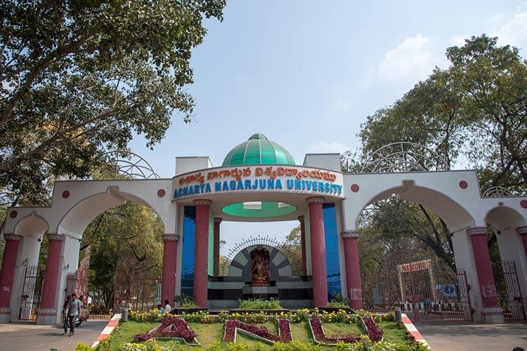 Four students suspended from ANU hostel after participating in Amaravati protests