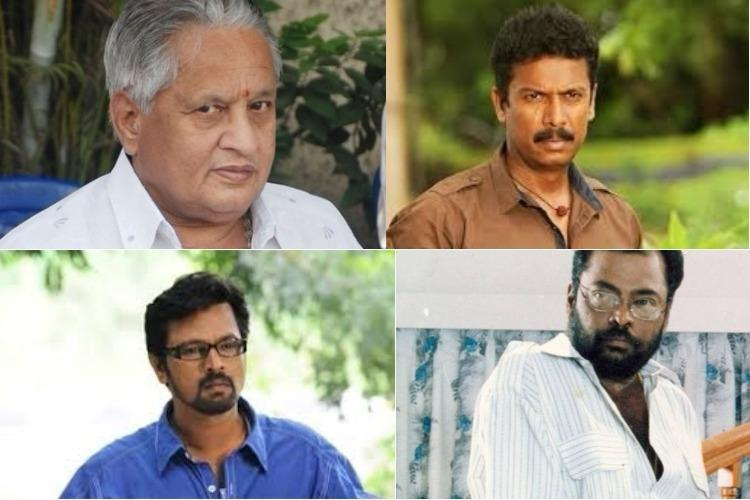 From Visu to Samuthirakani Kollywoods director turned actors