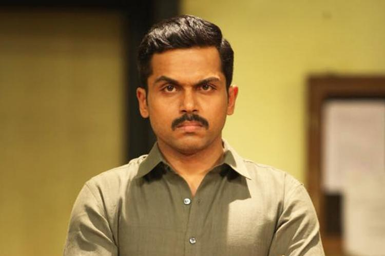 Actor Karthi raised his concerns on the proposed changes to the EIA through a draft