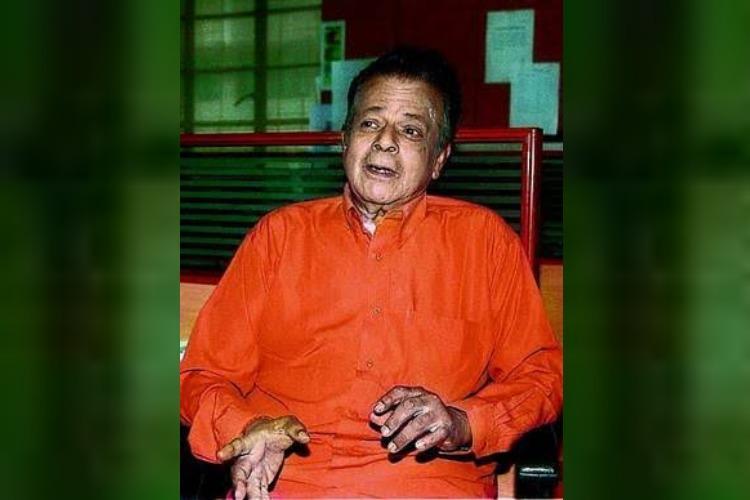 Veteran Tamil actor typist Gopu passes away in Chennai
