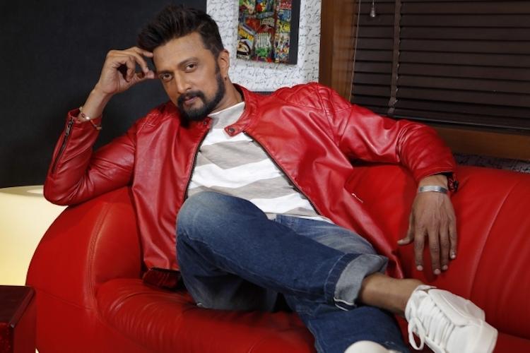 Kichcha Sudeep refutes rumours being a part of Simbus Maanaadu