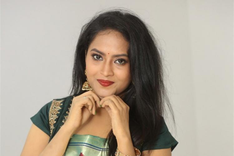 TV actor Sravani