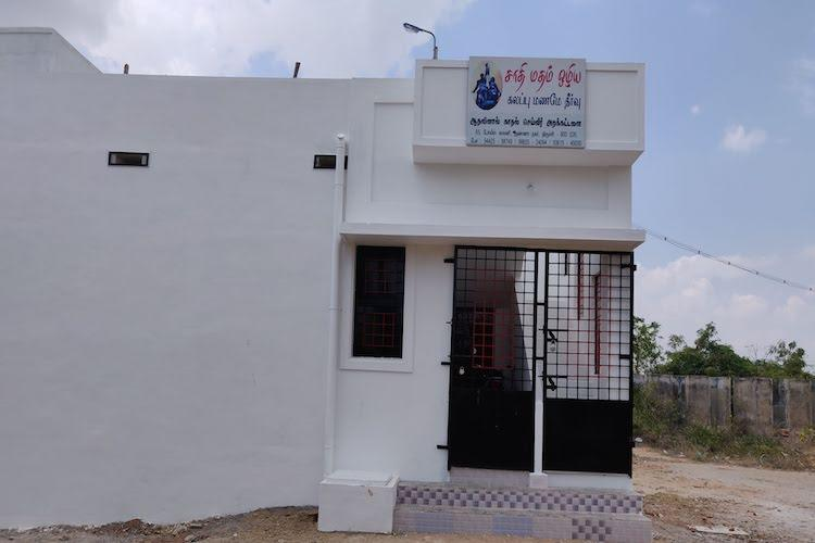 A room of hope A new shelter in Trichy is offering safety for intercaste couples