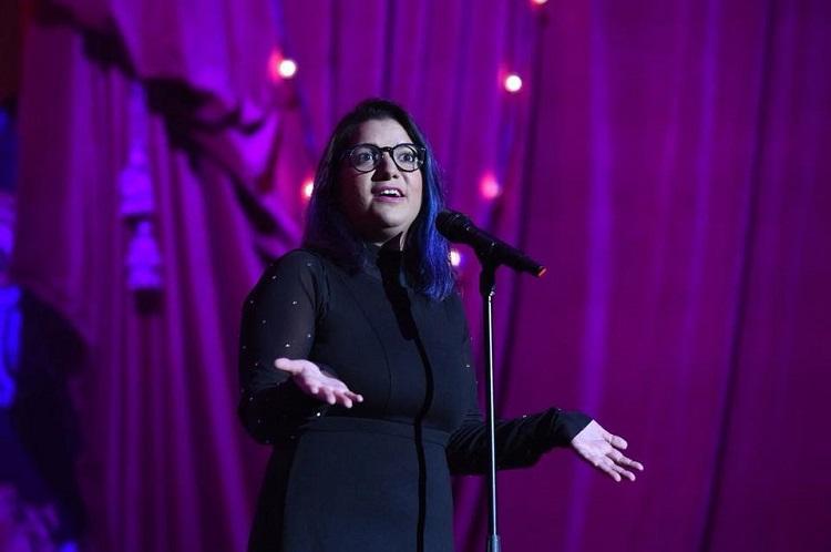 Dress up like Sridevi watch Aditi Mittal live Enjoy a true Leddis Night in Bluru