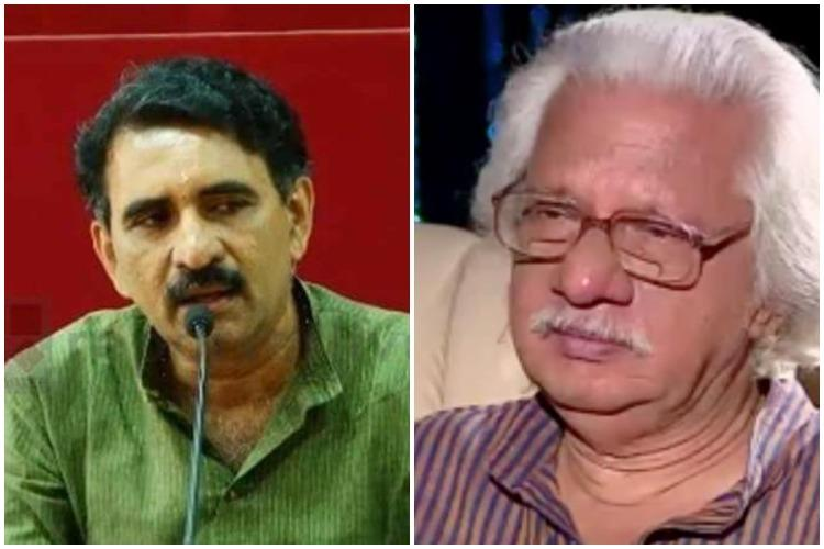 Go to another planet Kerala BJP leader to Adoor Gopalakrishnan on letter to PM