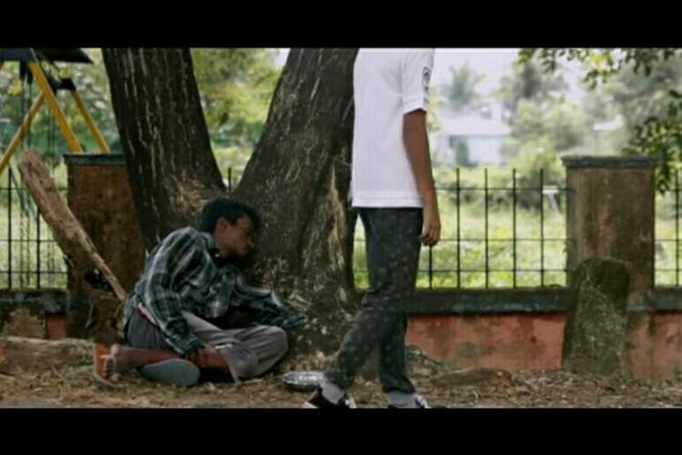 Advaith Jayasuryas short film heavily inspired by award winning effort