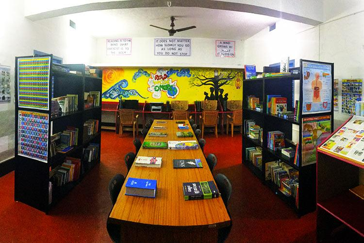 Students in a Mangaluru govt school are now eager to go to their library courtesy an amazing makeover by two techies