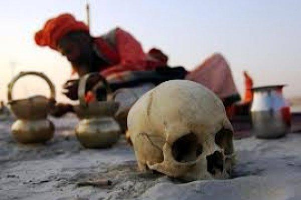 Four-year-old beheaded for sacrifice in Andhra About time the state had laws to deal with superstition