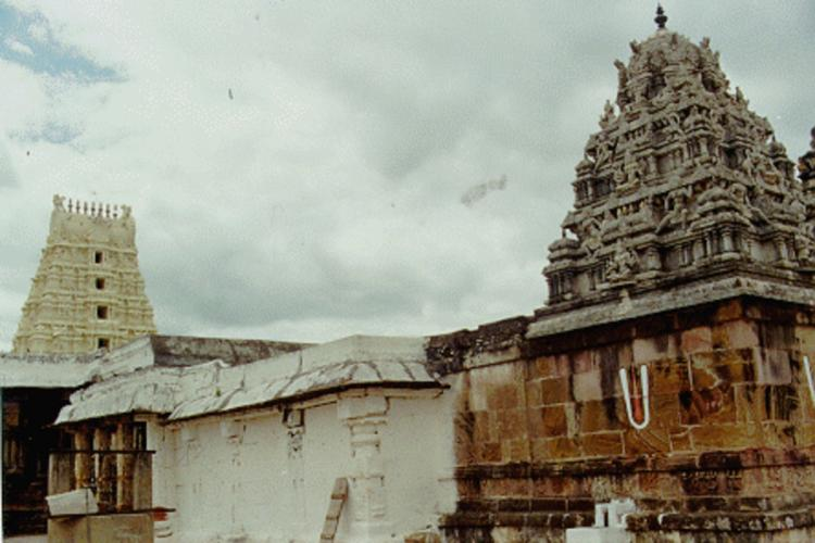 Lower Ahobilam Temple in Kurnool District