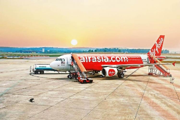 Tatas are looking to exit AirAsia India