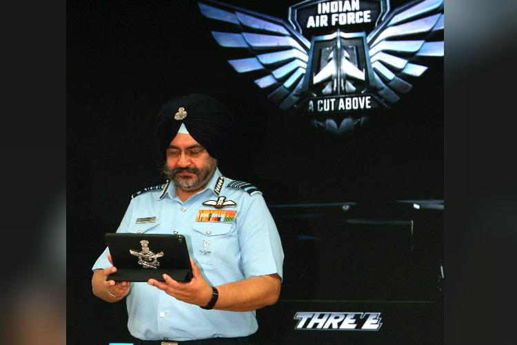IAF launches combat gaming app Indian Air Force - A Cut Above
