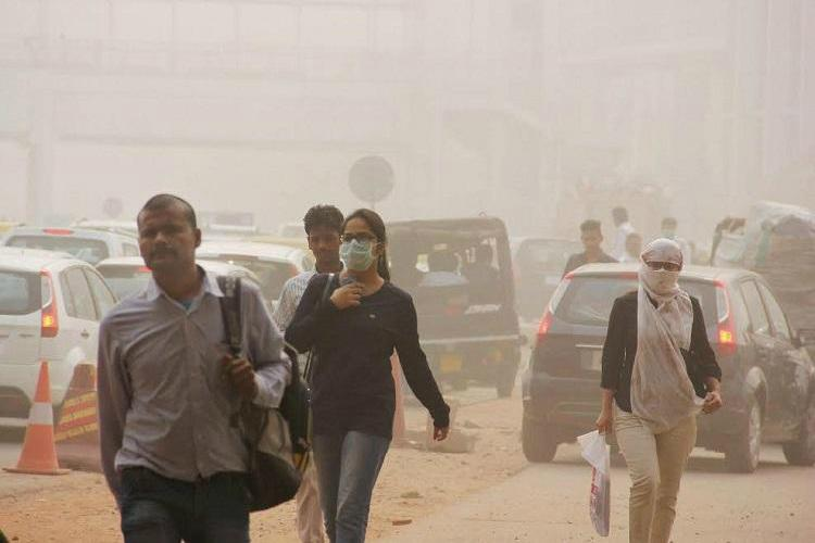 90 per cent of worlds population breathes badly polluted air WHO