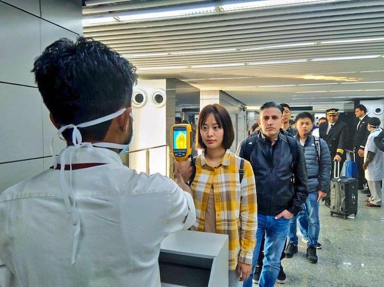 Coronavirus Cochin airport begins screening passengers from China Hong Kong