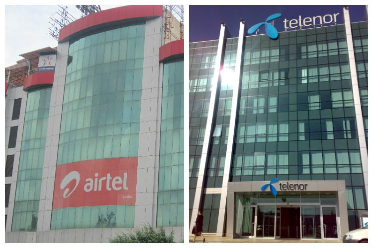 India's DoT approves Airtel-Telenor India merger