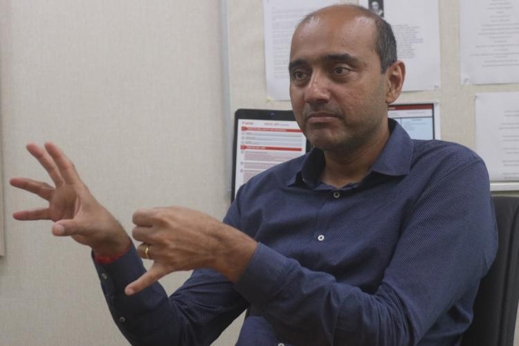 Airtel CEO Gopal Vittal