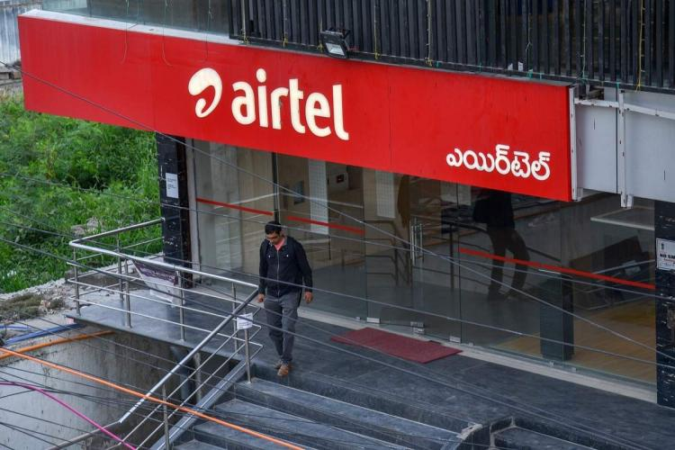Airtel store in Hyderabad
