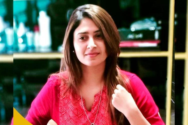 Filmmaker Aisha Sulthana