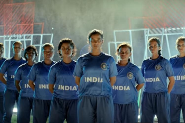 Watch Aishwarya Rajesh rocks as a cricketer in Kanaa teaser