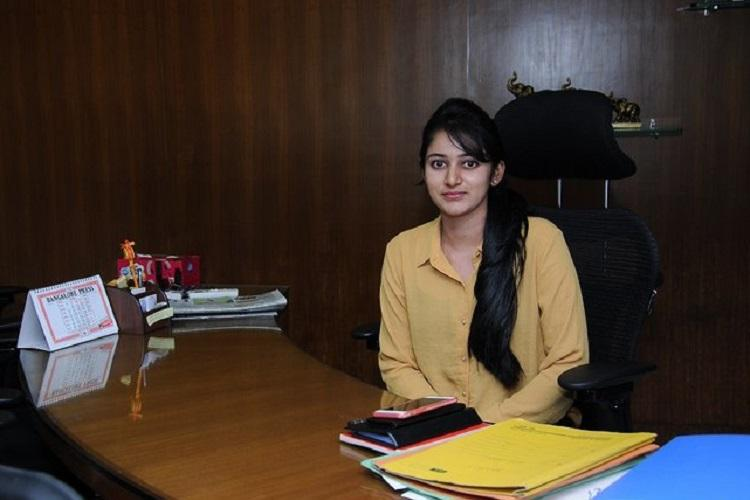 DK Shivakumars daughter Aisshwarya appears before ED for questioning
