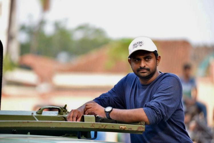 Man posing as Telugu director Ajay Bhupathi seeks nudes of women complaint filed