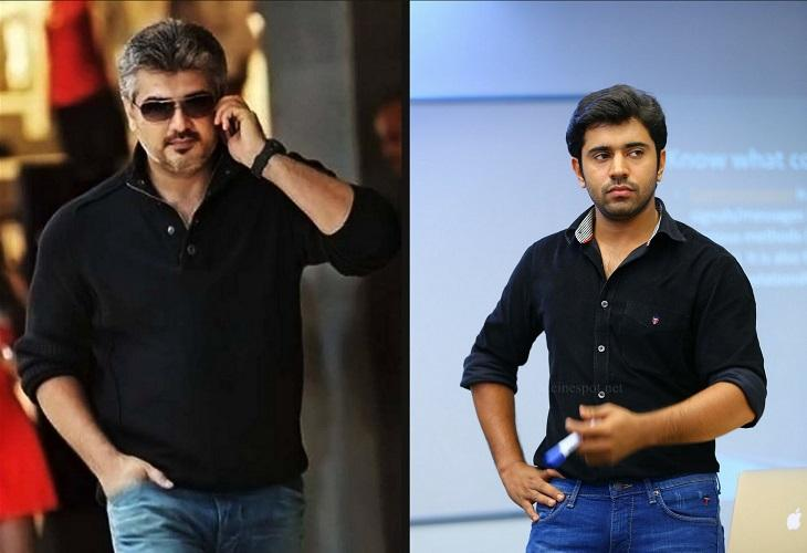Is Nivin Pauly going to star in Ajiths Viswasam